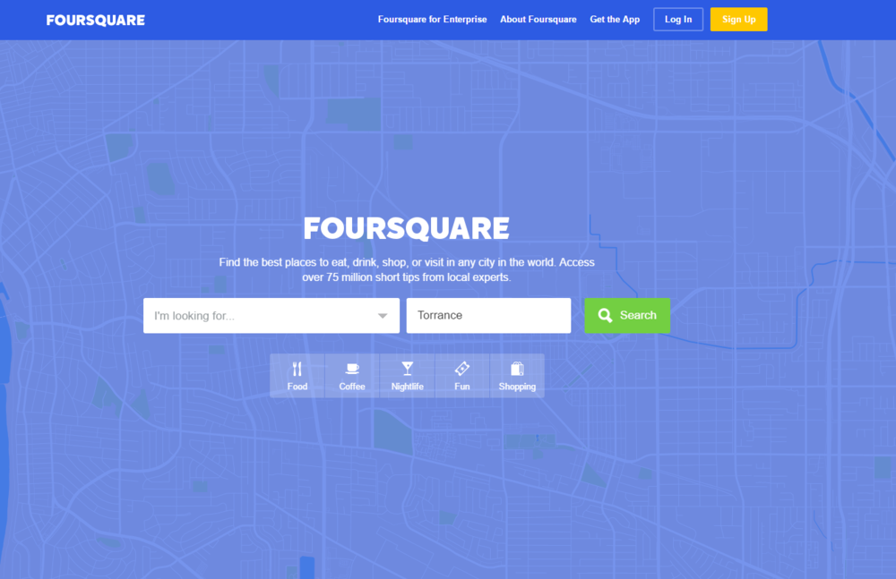 foursqaure
