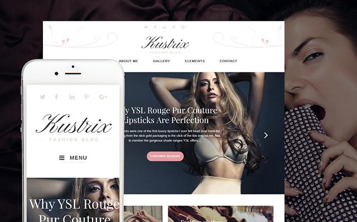 kustix - Wordpress Magazine Theme