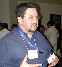 Dr. Ken Alibek in 2003, Source: Wikipedia Commons.