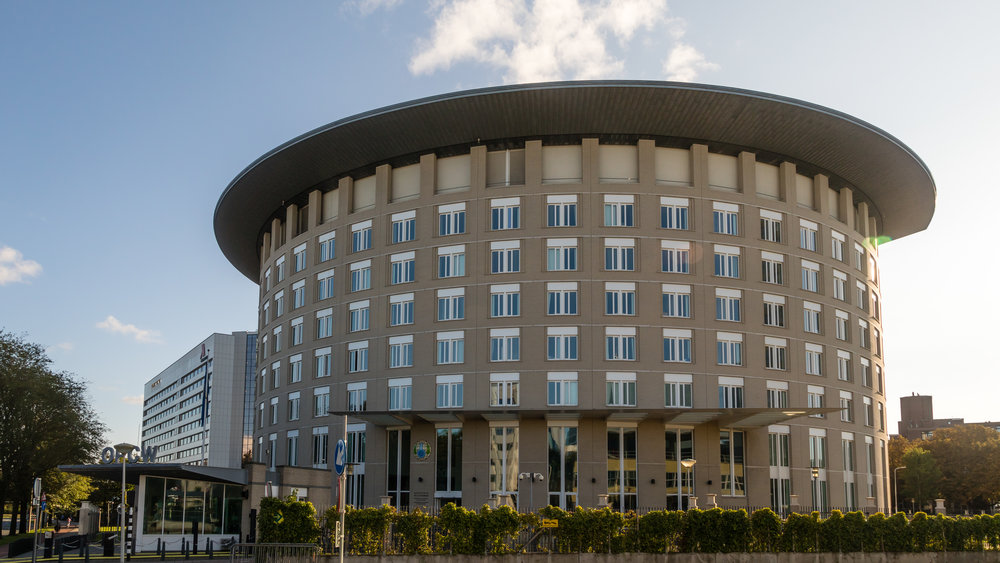 Headquarters, Organization for the Prohibition of Chemical Weapons,The Hague, The Netherlands - Photo by CEphoto, Uwe Aranas