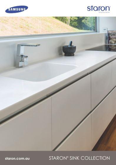 Staron Sinks