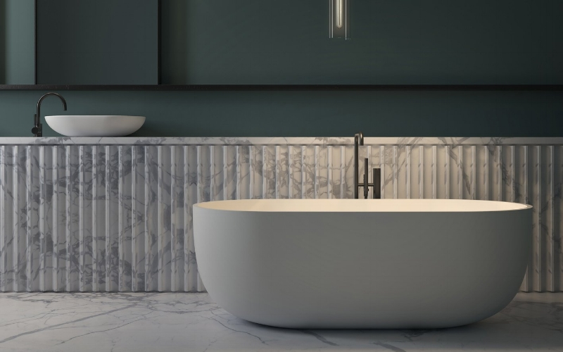 Marblo Ellipse Bathtub