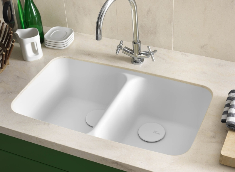Corian Smooth 850 Sink