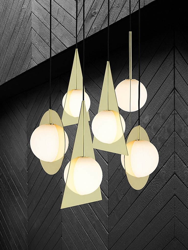 TOM DIXON - PLANE TRIANGLE
