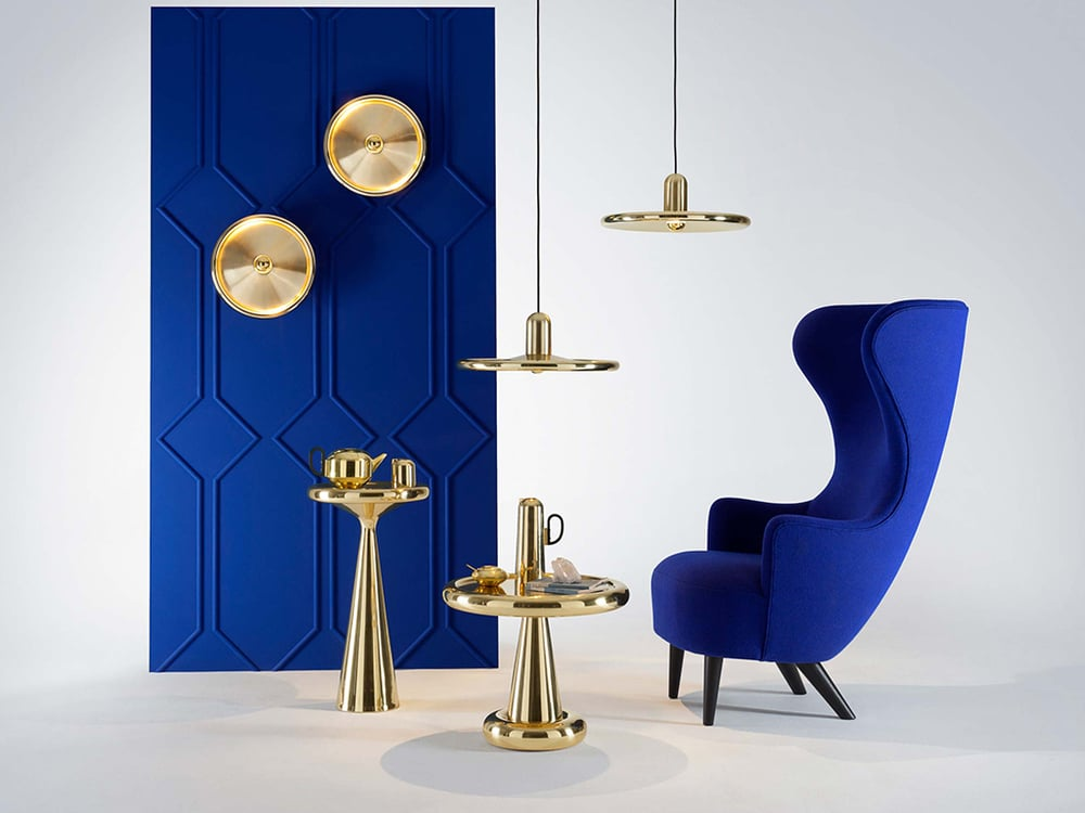 TOM DIXON - SPUN COLLECTION
