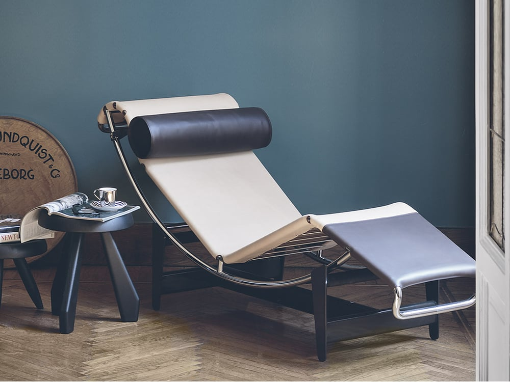 CASSINA - LC4 CP LOUNGE CHAIR