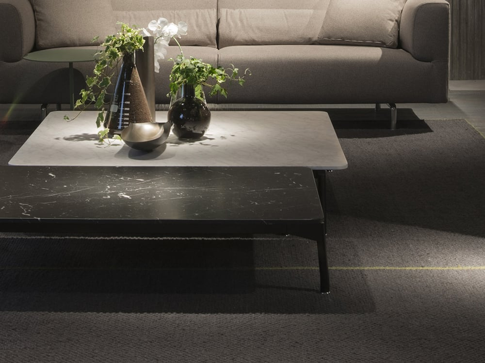 CASSINA - SLED COFFEE TABLE