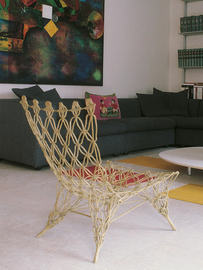 CAPPELINI - KNOTTED CHAIR