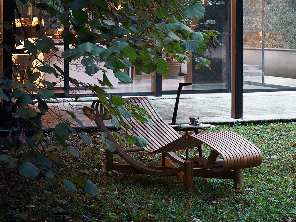 CASSINA - TOKYO CHAISE LONGUE