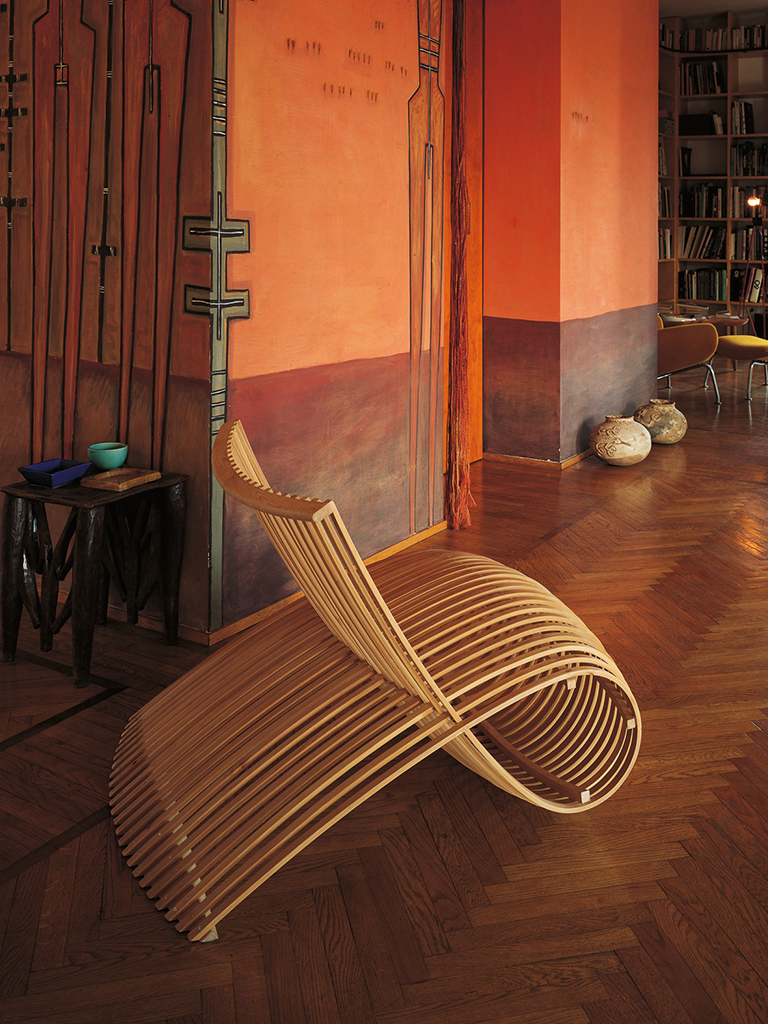 CAPPELINI - WOODEN CHAIR