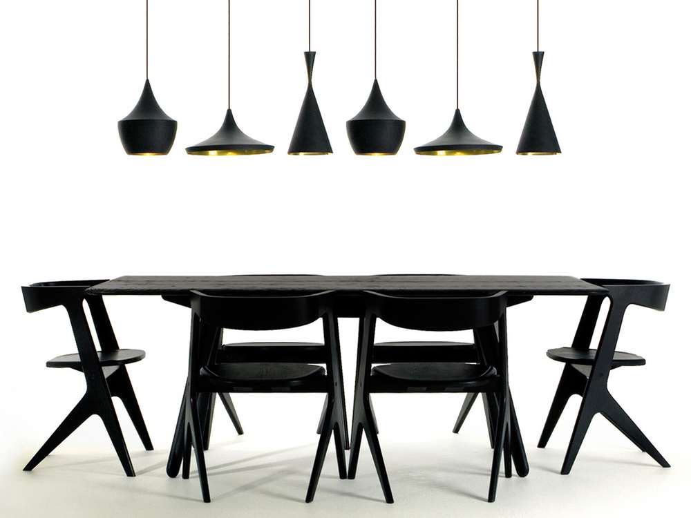 TOM DIXON - BEAT TALL BLACK