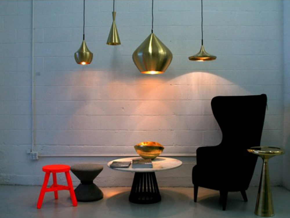 TOM DIXON - BEAT TALL BRASS