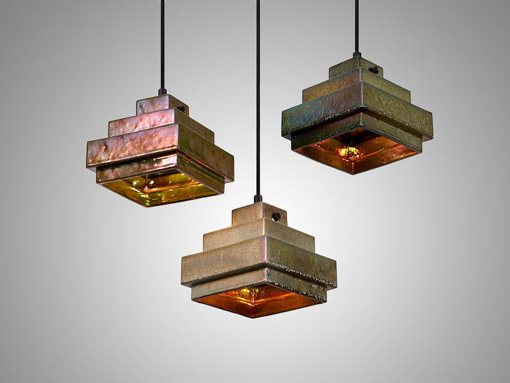 TOM DIXON - LUSTRE SQUARE