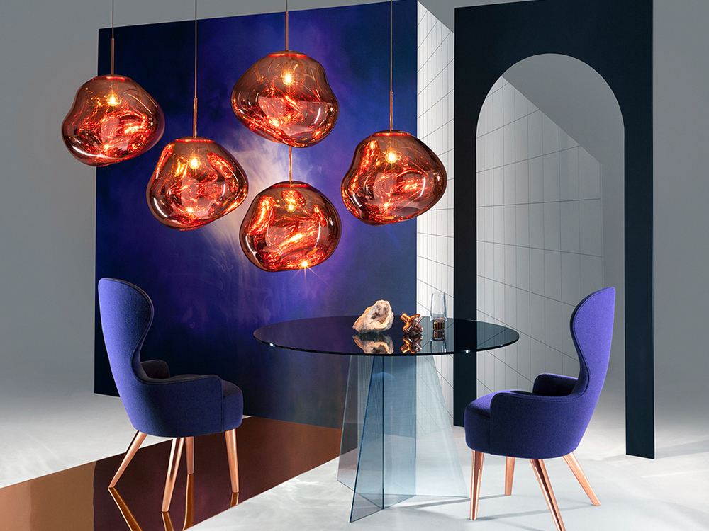 TOM DIXON - MELT COPPER CLUSTER