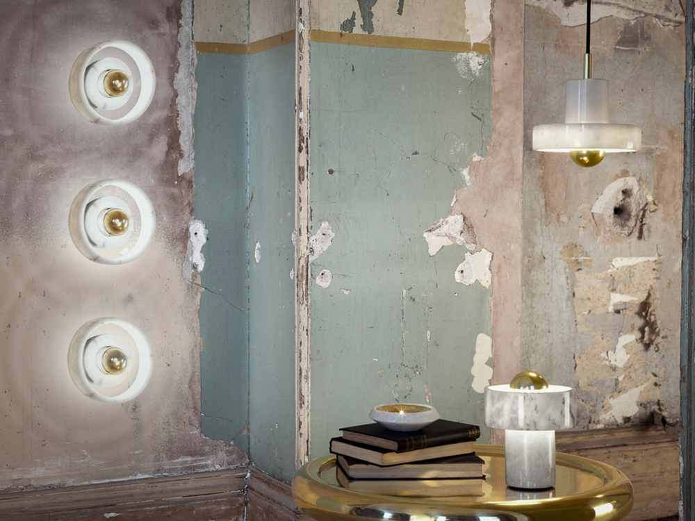 TOM DIXON - STONE WALL LIGHT