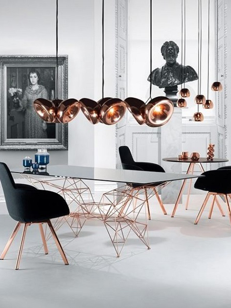TOM DIXON - VOID BRASS