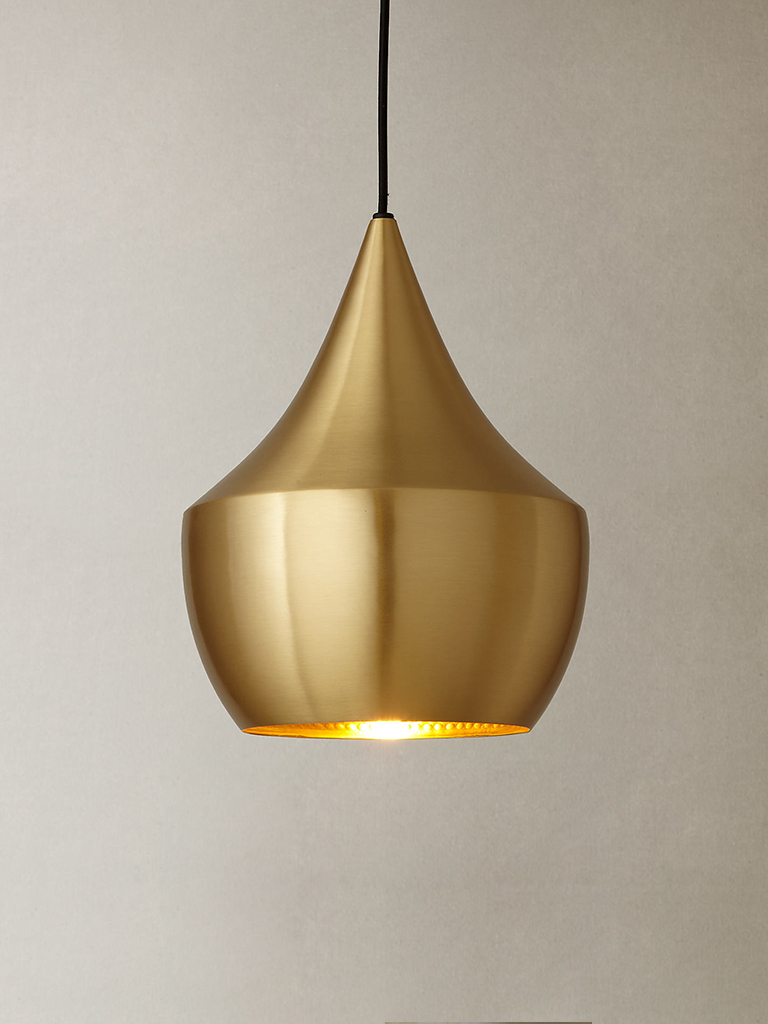 TOM DIXON - BEAT FAT BRASS
