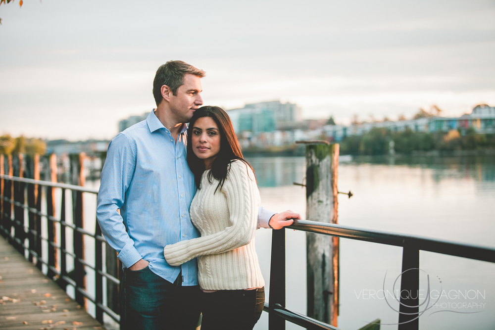 Just beauty, Fall Engagement Session, Selkirk Waterway, Victoria BC, Veronique Gagnon Photography