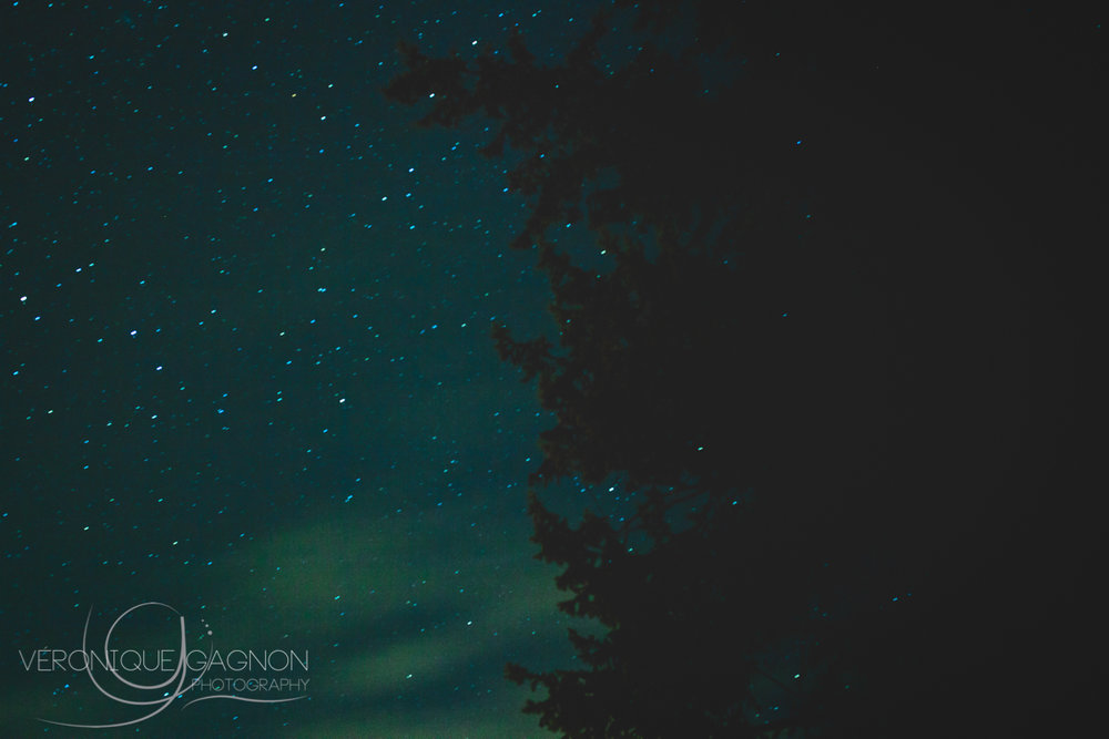 Aurore boreales.