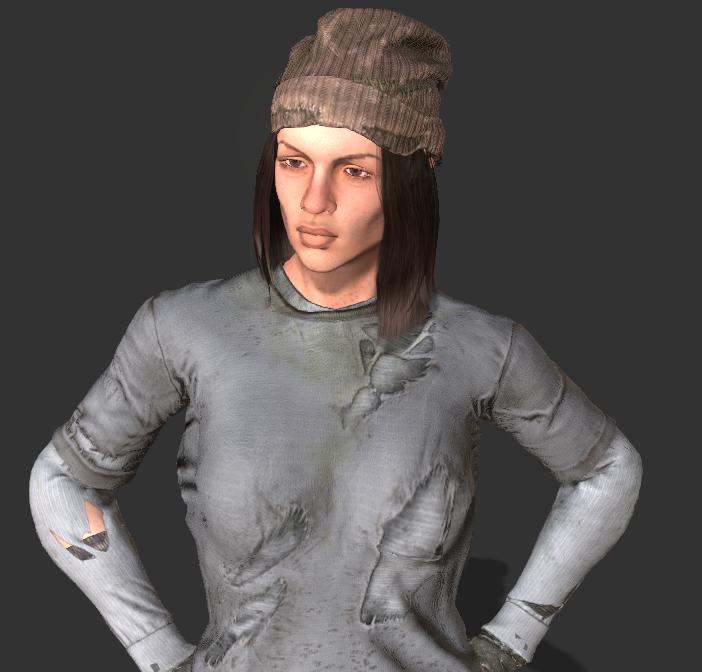 Check out one of our character's bio on  STEAM , and make sure to become a community member to keep up with updates!   https://steamcommunity.com/games/594220/announcements/detail/1685920220736906277