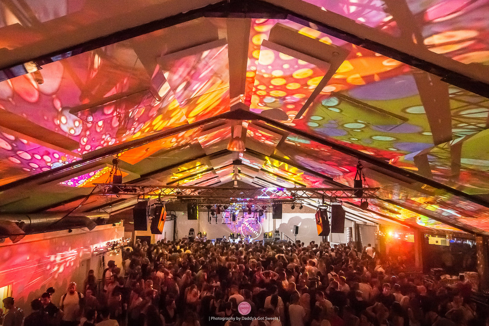 """What's the ethos behind Percolate? """"Unique parties in amazing spaces."""""""