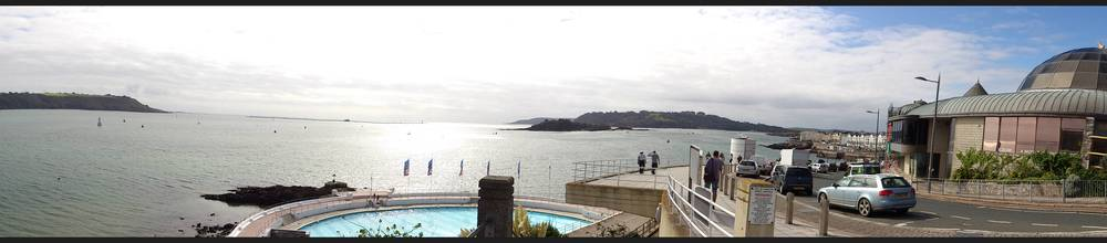 Plymouth Hoe and Lido