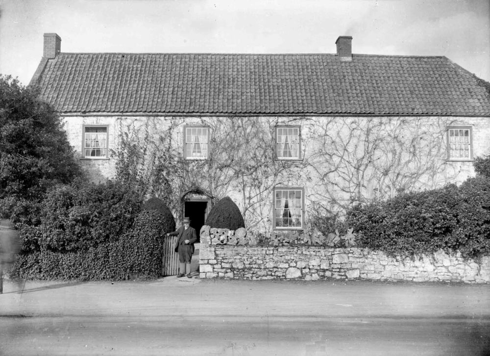 Past Cheddar Photograph, Ivy Farm, from Mendip Cave Registry and Archive