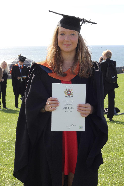 Graduate me!