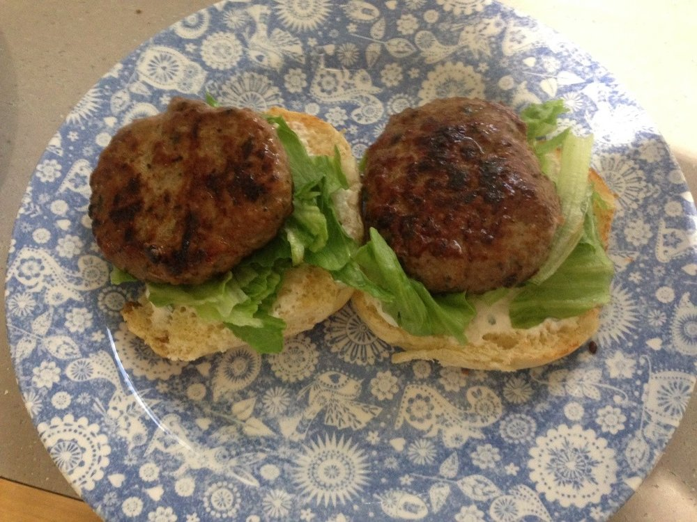 BURGERS - Save money and make your own for less!