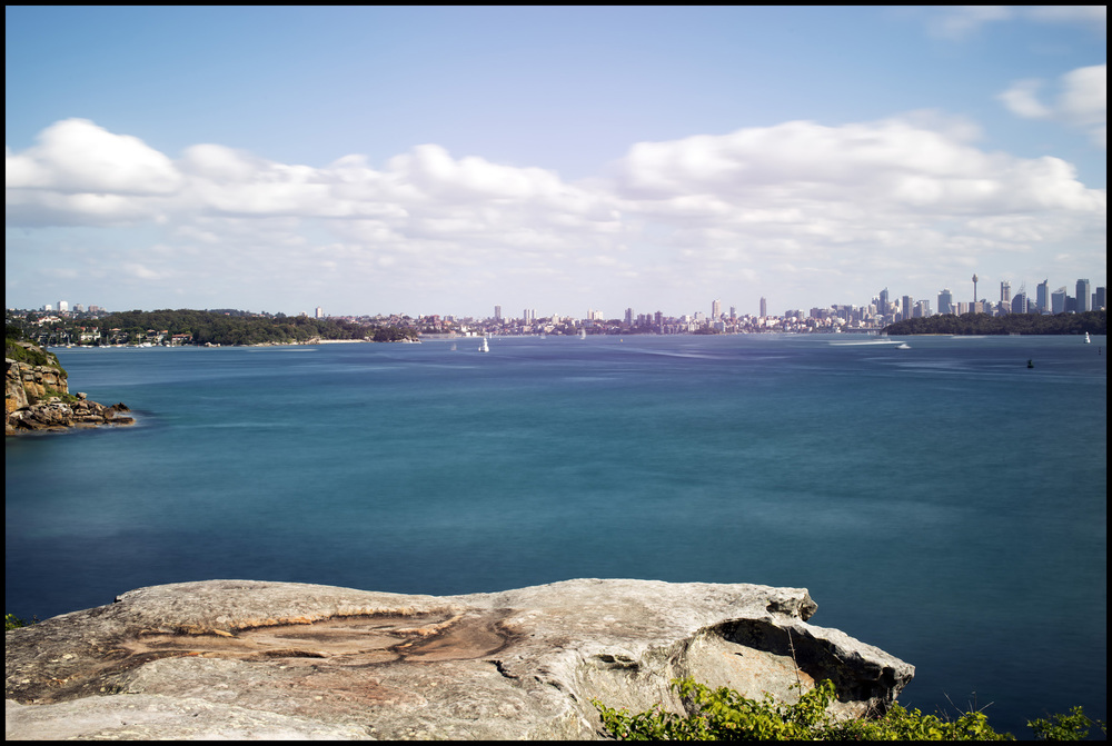 Sydney harbour. 2015
