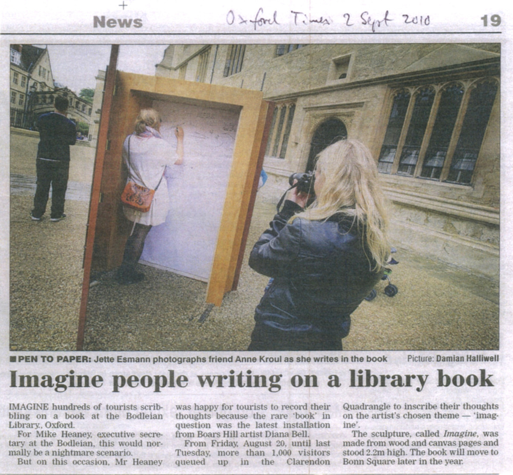 OXFORD TIMES, September 2010