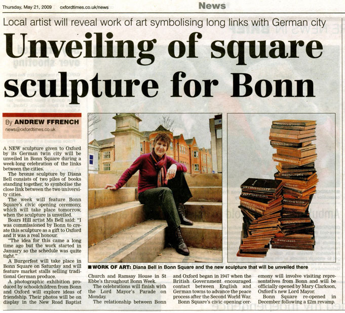OXFORD TIMES, May 2009