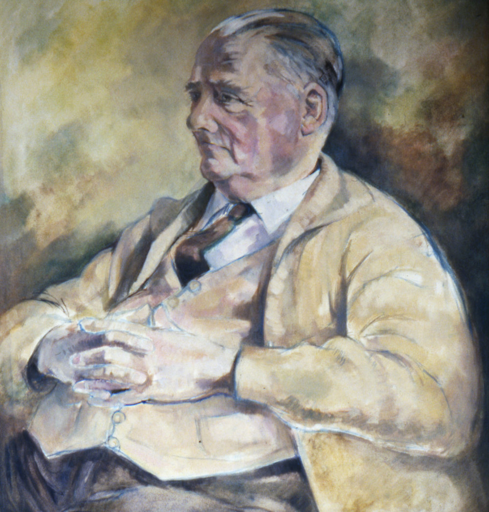 FRANK AGED 84 Oil on canvas, 72cm x 80cm