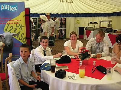 Young Judges - Royal Show