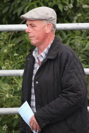 Alan Kennedy, Upper Ballinderry.