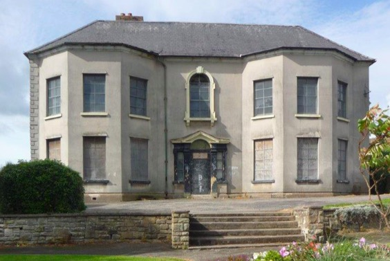 Plas Kynaston is a Grade II listed house located within the Cefn Mawr conservation area, in the County Borough of Wrexham.