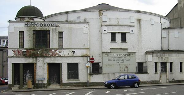 The Hippodrome, Bo'ness, Falkirk, Scotland