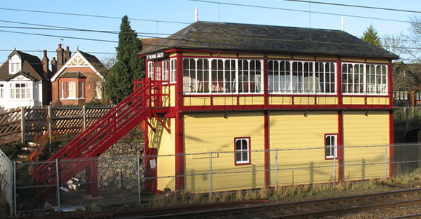 St Albans Signal Box, Hertfordshire