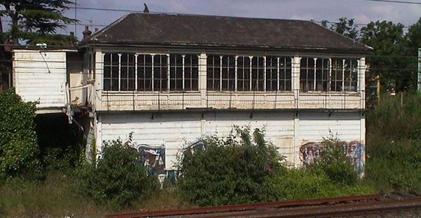 St Albans Signal Box, Herfordshire