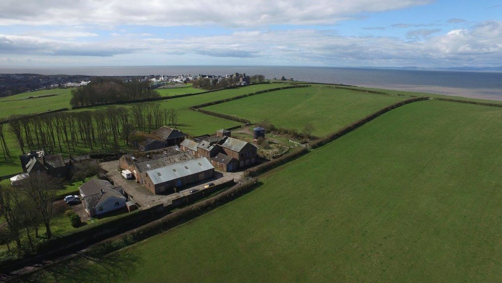 Camp Farm, Maryport, Cumbria