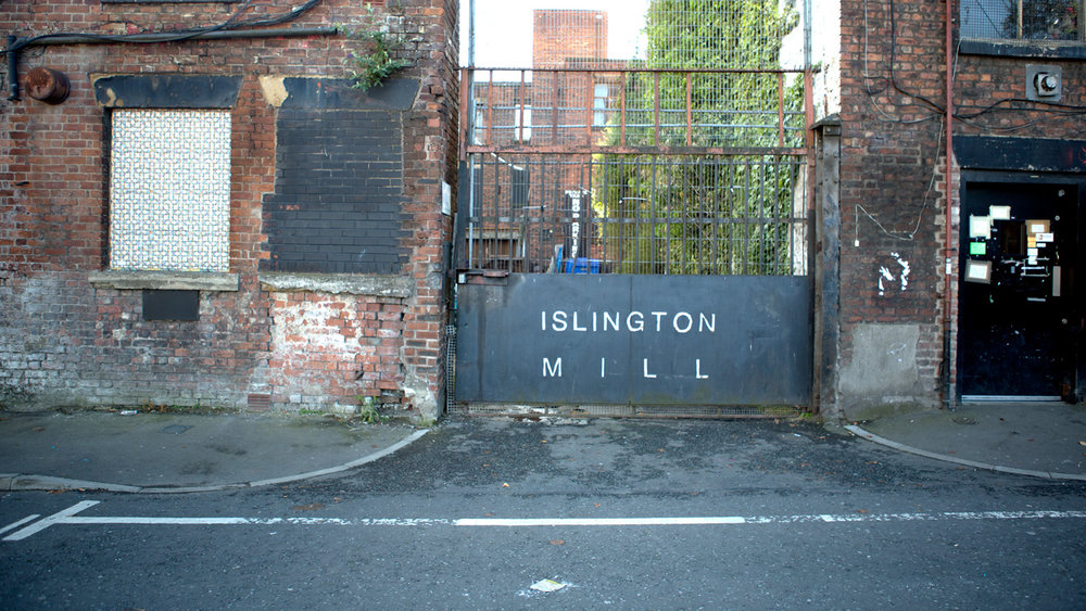 New Islington Mill, Salford