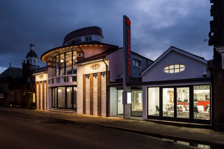 Campbeltown Picture House (c) Keith Hunter