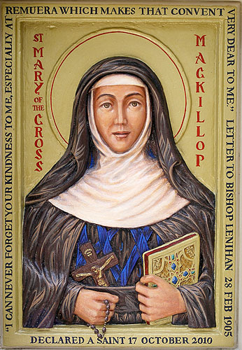 St Mary of the Cross Mackillop