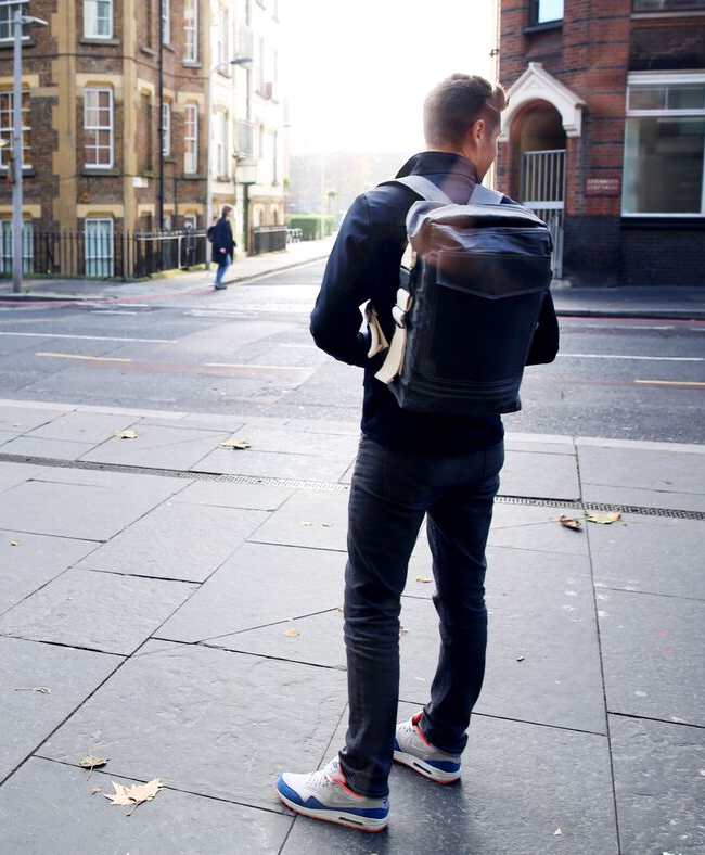 Bermondsey Backpack by Lumo