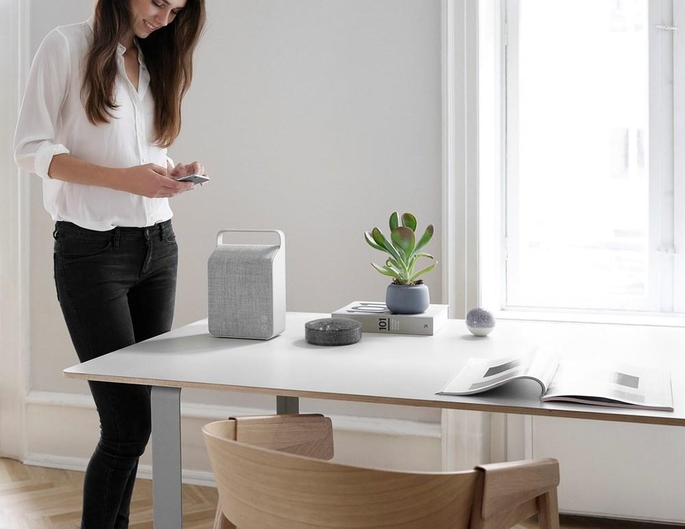 Vifa Oslo Speaker Grey