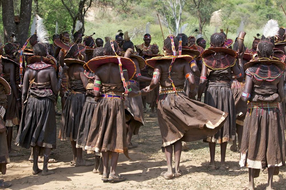 Pokot Cultural Excursion from Sirikoi, Kenya