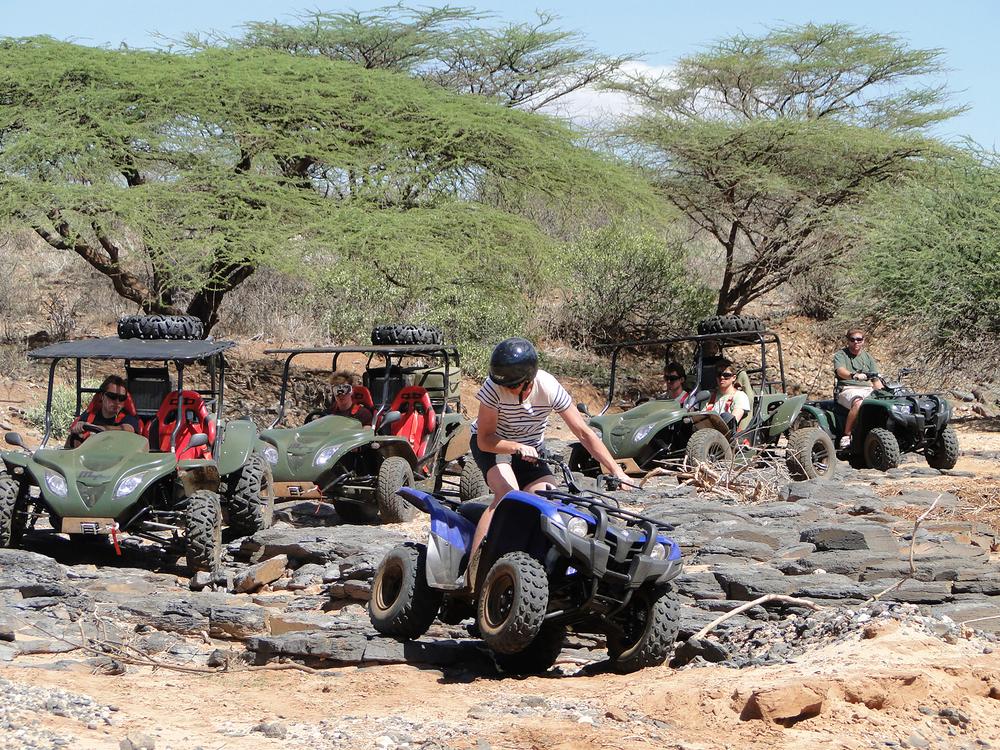 Quad Safaris from Sirikoi, Kenya