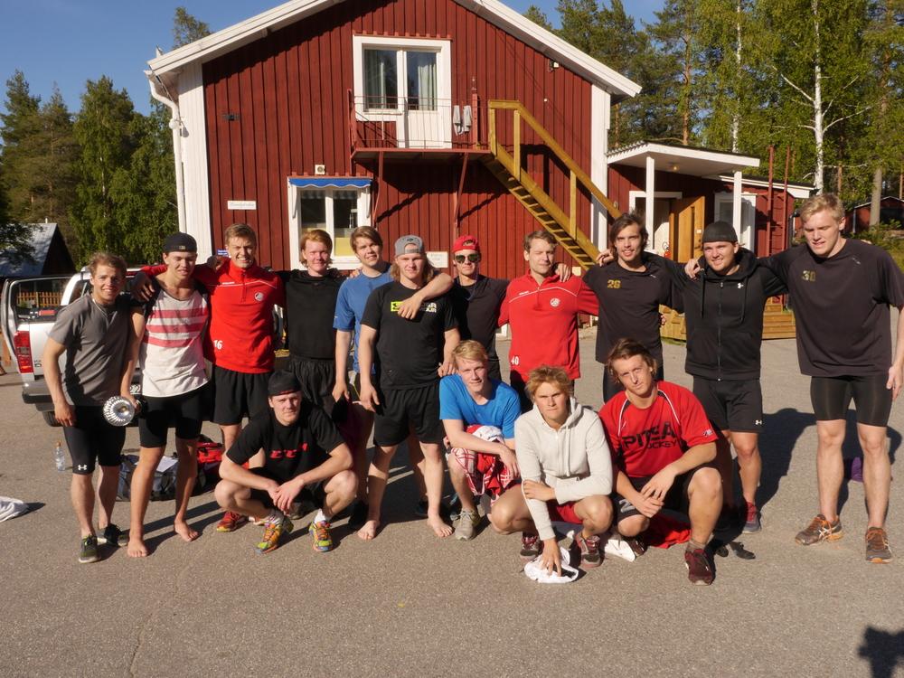 Piteå Hockey A-lag 15/16