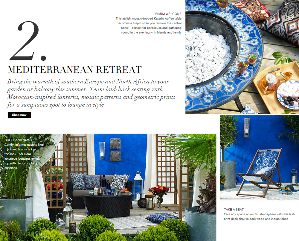 Style & Living Feature - May 2015