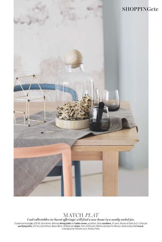 Livingetc - Sep 2015  Wilmore Dining Table
